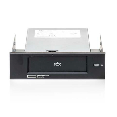 Hewlett Packard Enterprise RDX 3TB USB 3.0 Internal Tape drive - Zwart