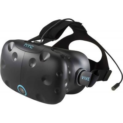 Hp virtual reality bril: HTC Vive Business Edition - Zwart