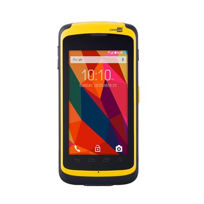 CipherLab RS50 PDA - Zwart, Geel