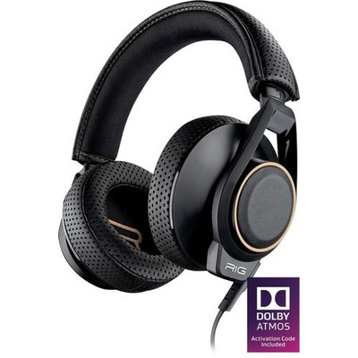 Plantronics , RIG 600 Dolby Atmos Gaming Headset (PS4 / Xbox One / PC / Mobile) Koptelefoon