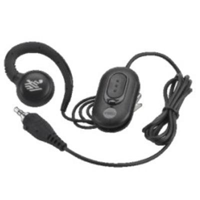 Zebra HDST-35MM-PTVP-01 Headset - Zwart