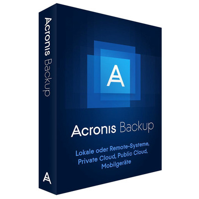 Acronis Backup 12.5 Advanced Server Software licentie