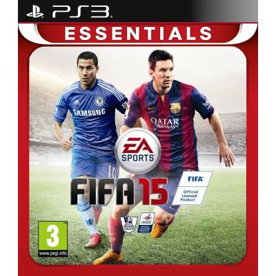 Electronic arts game: FIFA 15 (Essentials)  PS3