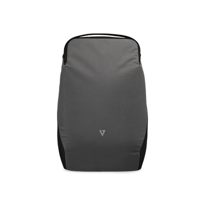 V7 16in Deluxe Laptop Backpack with UV-C pocket, RFID pocket, TSA-Friendly design, ECO-Conscious materials, tablet .....