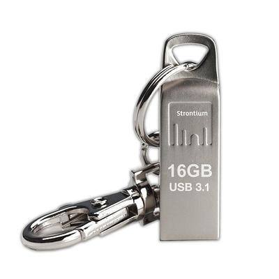 Strontium Technology AMMO USB 3.1 USB flash drive - Zilver