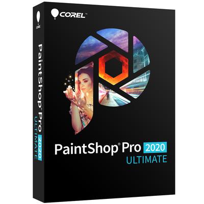 Corel PaintShop Pro 2020 Ultimate - Multi Language Grafische software