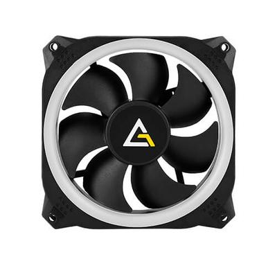 Antec Prizm 120 ARGB 5+C Hardware koeling - Zwart, Wit