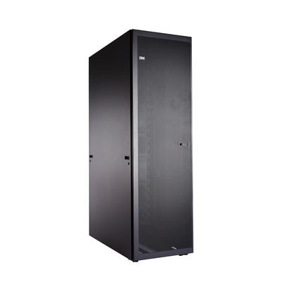 IBM 42U Enterprise Rack - Zwart