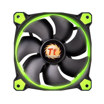 Thermaltake Riing 14 Hardware koeling - Zwart, Groen