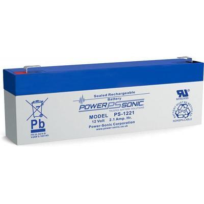 Power-Sonic PS-1221VDS UPS batterij - Blauw, Grijs