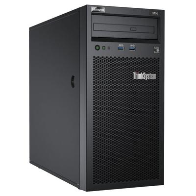Lenovo ThinkSystem ST50 Server - Zwart
