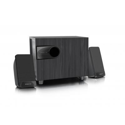 Roccat Speaker: Speedlink, LIBITONE 2.1 Subwoofer System (Zwart)