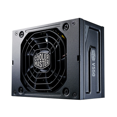 Cooler Master V550 SFX Gold Power supply unit - Zwart