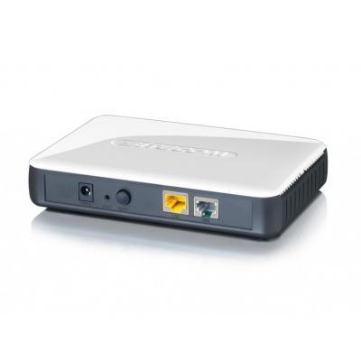 Sitecom router: DC-229 ADSL2+ Modem - Annex B - Grijs, Zilver