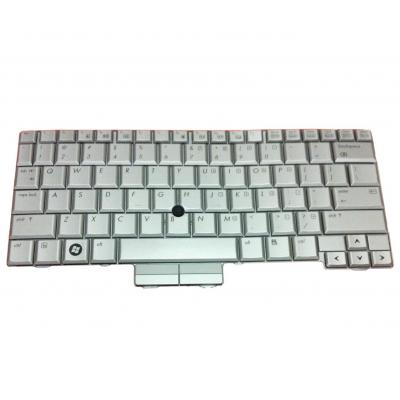 HP Keyboard (ARABIC) notebook reserve-onderdeel - Zilver