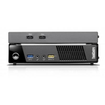 Lenovo Computerkast onderdeel: ThinkCentre Tiny I/O Expansion Box - Zwart