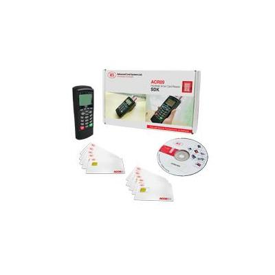 Acs smart kaart software: ACR89U-A1 Handheld Smart Card Reader Software Development Kit