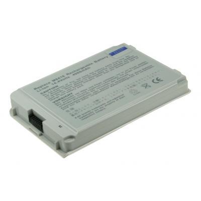 2-Power 14.4v 4600mAh Li-Ion Laptop Battery Notebook reserve-onderdeel - Grijs