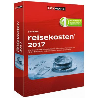 Lexware financiele analyse-software: Rreisekosten 2017