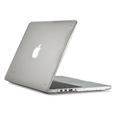 Speck laptoptas: Case for MacBook Pro 13 inch (Retina Display), SeeThru (Clear) - Doorschijnend