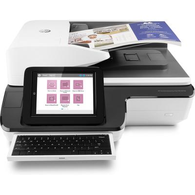 HP Scanjet Enterprise Flow N9120 fn2 Scanner - Zwart,Wit