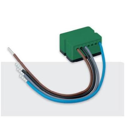 One Smart Control DRUKKNOPKLEM VOOR 230 V DEURBEL Elektrische aansluitklem