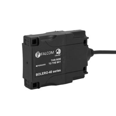 Lantronix BOLERO43 GPS tracker - Zwart