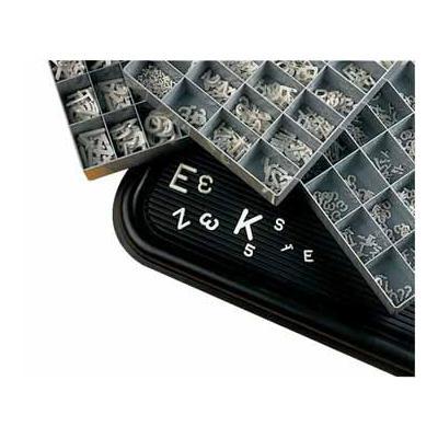 Legamaster letterbord: D.280 TEKENS LEGA RONDO 20MM
