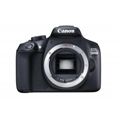 Canon digitale camera: EOS 1300D BODY - Zwart