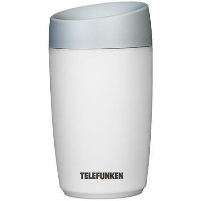 Telefunken luchtbevochtiger: Mini Steam - Grijs, Wit