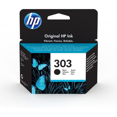 HP 303 originele zwarte Inktcartridge