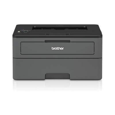 Brother laserprinter: HL-L2370DN - 34ppm, 2400×600 dpi, A4, 600Mhz CPU, 64MB, USB 2.0, Ethernet, 510W, 49dB - Zwart