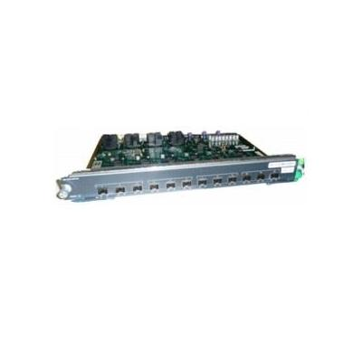 Cisco netwerk switch module: Catalyst 4500E Series 12-Port 10 Gigabit Ethernet (SFP+) line card, Spare