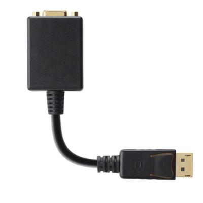 Belkin DisplayPort - VGA m/f - Zwart