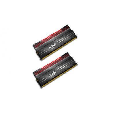 Adata RAM-geheugen: 8GB DDR3-2400 - Zwart, Goud, Rood