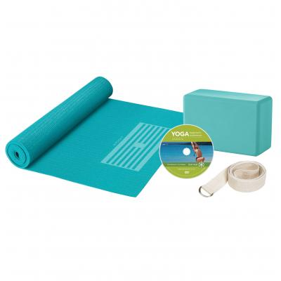 Gaiam fitness, gymnastiek & gewichtstraining: Gaiam, Yoga For Beginners Kit