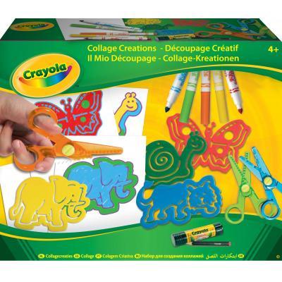 Crayola : knutselpakket - Dierencreaties - Multi kleuren