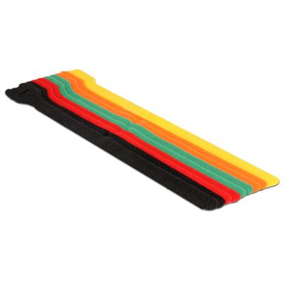 DeLOCK 18703 - Zwart, Groen, Oranje, Rood, Geel
