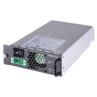 Hewlett Packard Enterprise A5800 300W DC PSU Switchcompnent - Zilver