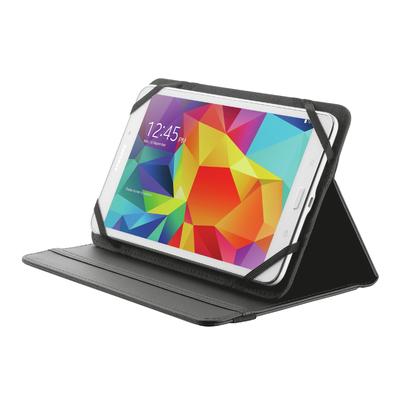 """Trust Folio case met standaard voor tablets van 7 tot 8"""" Tablet case"""