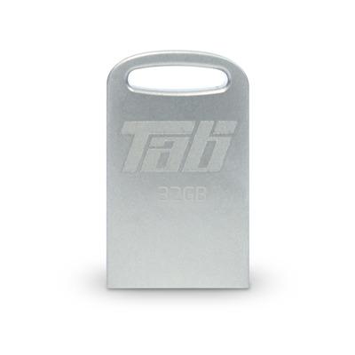 Patriot Memory Tab USB flash drive - Metallic