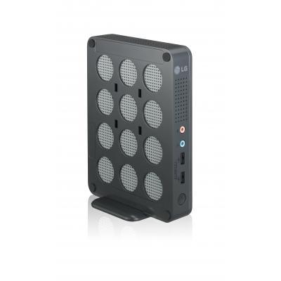 LG CBV42-B Zero Client TERA2 V-serie Thin client - Zwart