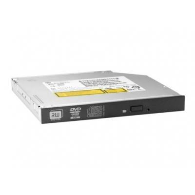 Hp brander: 9.5mm Desktop G2 Slim DVD-Writer Drive - Zilver