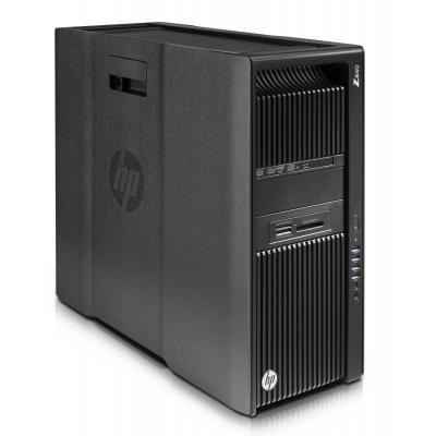 Hp pc: Z Z840 workstation + Z840 Xeon processor + NVIDIA Quadro P6000 - Zwart