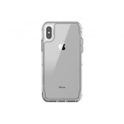 Griffin Survivor Clear for iPhone X Mobile phone case - Transparant
