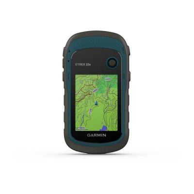 Garmin eTrex 22x GPS tracker - Zwart, Grijs