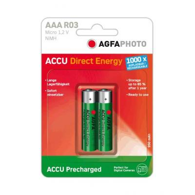 Agfaphoto batterij: Direct Energy - Groen