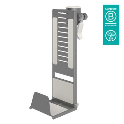 Dataflex Viewmate Cpu steun - Zilver