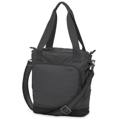 Pacsafe vrouwen-handtas: Citysafe LS250 - Zwart