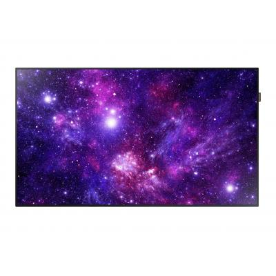 Samsung public display: Full HD Standalone Display DCH 49 inch - Zwart